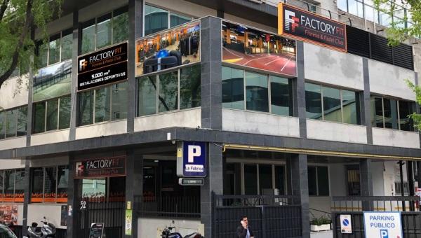 Factory Fit es un centro deportivo 2e4a457f19b82